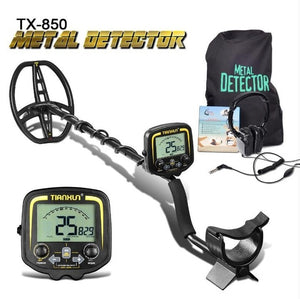 Professional Metal Detector With Waterproof Plate