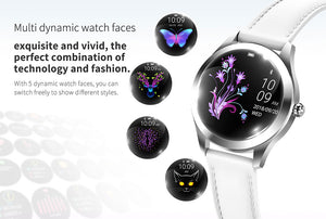 Women's Elegant & Waterproof Smart Watch