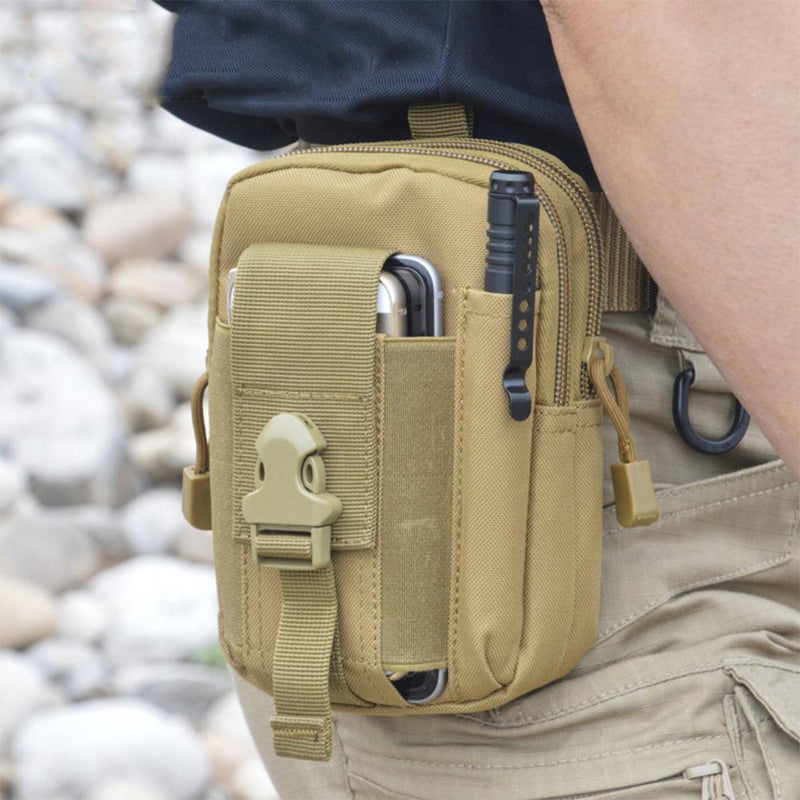 Men's Military Waterproof Waist Pack