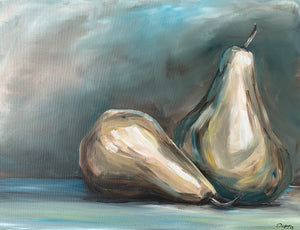 Grey Pears - Devora Rhodes Collection