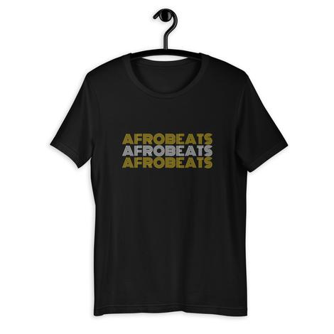 Afrobeats on Repeat T-Shirt