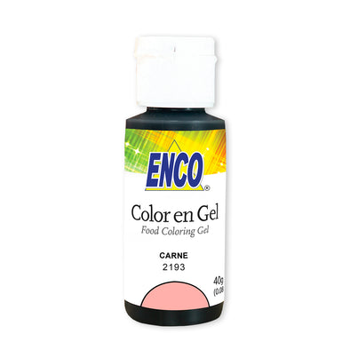 color en gel carne - enco