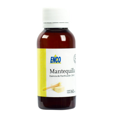 Esencia de Mantequilla 60ml