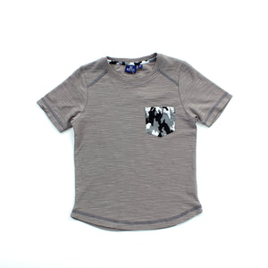 Armour Grey Willie Tee