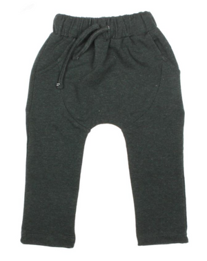 Kids Forest Green Lounge Pant