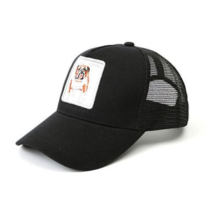 2019 New Fashion Bros Baseball Cap Men Women Animal Farm Trucker Eye Of The Tiger Cas Hat Woodpecker Lion