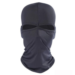Fashion Candy Color Winter Full Face Cap Men Thicken Full Face Windproof Hat Ear Scarf Ski Bike Bicycle Balaclava Cycling Caps