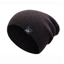 Load image into Gallery viewer, Litthing New Fashion  striped knitted cap candy outdoor hip-hop wool cap autumn and winter wool cap