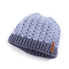 Load image into Gallery viewer, 2019 Europe and America autumn and winter new hole caps empty top knitted wool hats ponytail hat winter warm winter hat