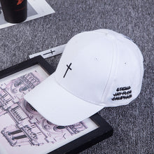 Load image into Gallery viewer, Fashion Solid 2019 New Summer Cap Brand Men's Baseball Cap Women Casual Letter Print Adjustable Hip Hop Streetwear Baseball Caps