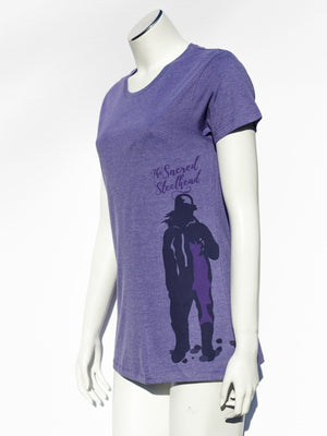 Women's Trophy Steelhead T-Shirt - SacredSteelhead.com