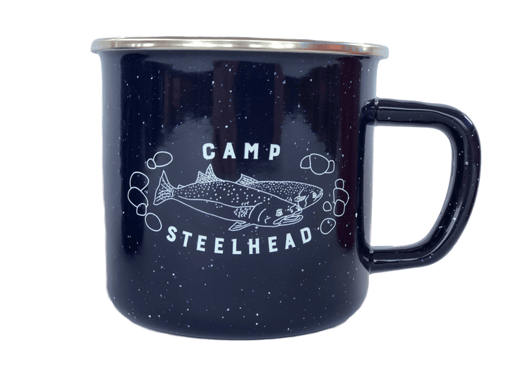 Camp Steelhead Adventure Mug - SacredSteelhead.com