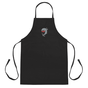 Fightin' Steelhead BBQ & Cooking Apron - SacredSteelhead.com