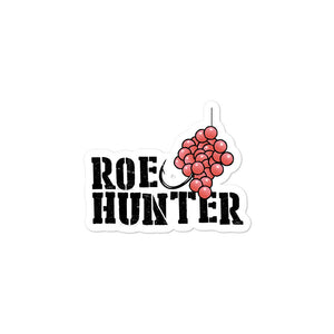 Roe Hunter sticker - SacredSteelhead.com