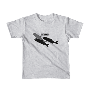 Short sleeve kids t-shirt - SacredSteelhead.com