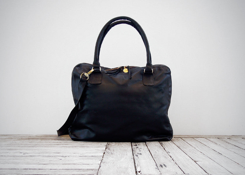 The Ninettes petite - Vive Ninette | One of a kind leather handbags