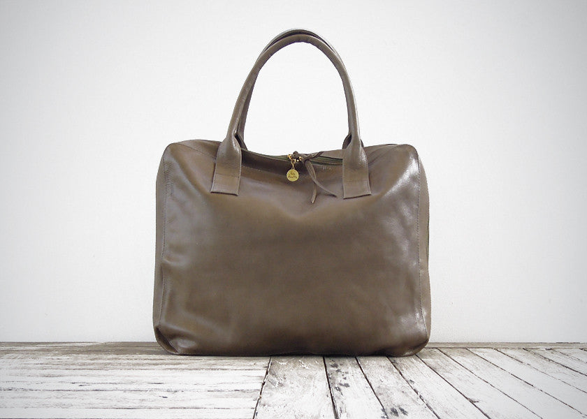 The Ninettes - Vive Ninette | One of a kind leather handbags