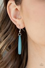 Load image into Gallery viewer, Paparazzi Accessories Roaring Riviera Blue Necklaces  Location 4