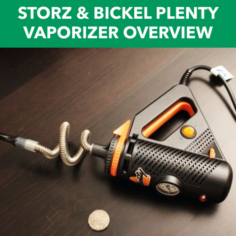Storz & Bickel Vaporizers on Sale at Breazygreen.com