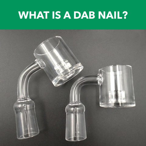 What is a dab nail?