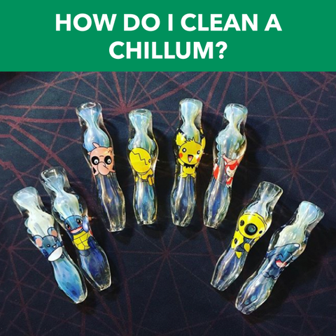 How Do I Clean A Chillum?