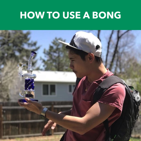 How to Use a Bong