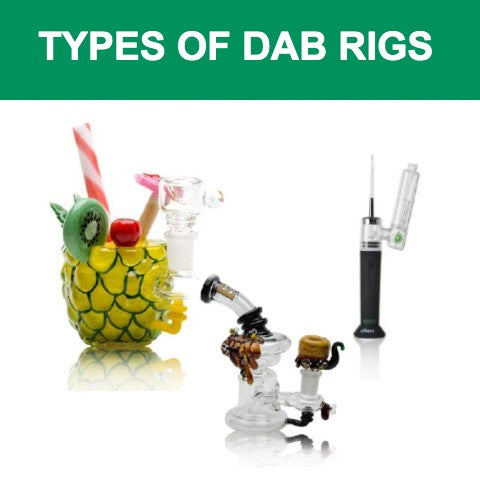 Types of dab rigs