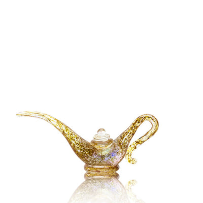 Genie's Lamp Dabber - Empire Glassworks