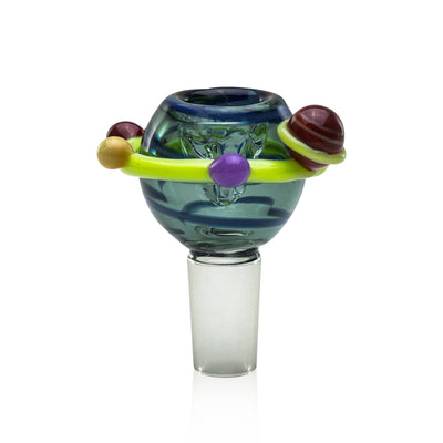 Galactic Bowl Piece - Empire Glassworks