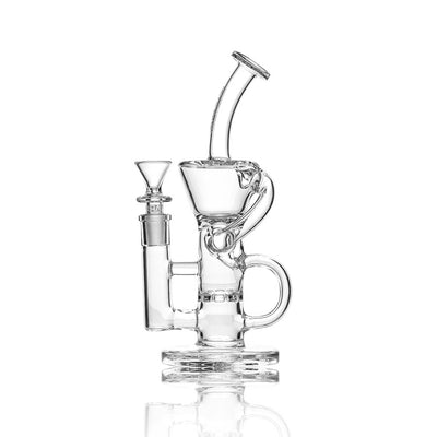 "Klein Sproket Recycler Pipe 7"" - Grav Labs"
