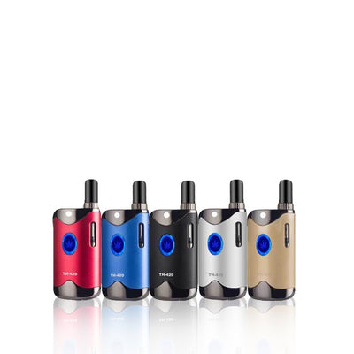 TH-420 Mini Box Mod - Leaf Buddi