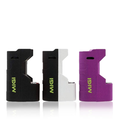 Migi Concealed Oil Cartridge Battery - Mig Vapor