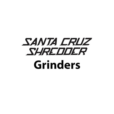 Santa Cruz Shredder (4 Piece) - Santa Cruz Shredder