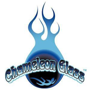Monsoon Heady Spill Proof Water Pipe - Chameleon Glass
