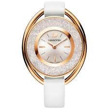 5230946 SWAROVSKI CRYSTALLINE OVAL WATCH