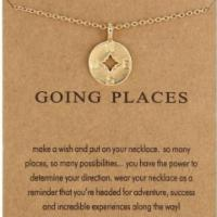 Going Places Pendant