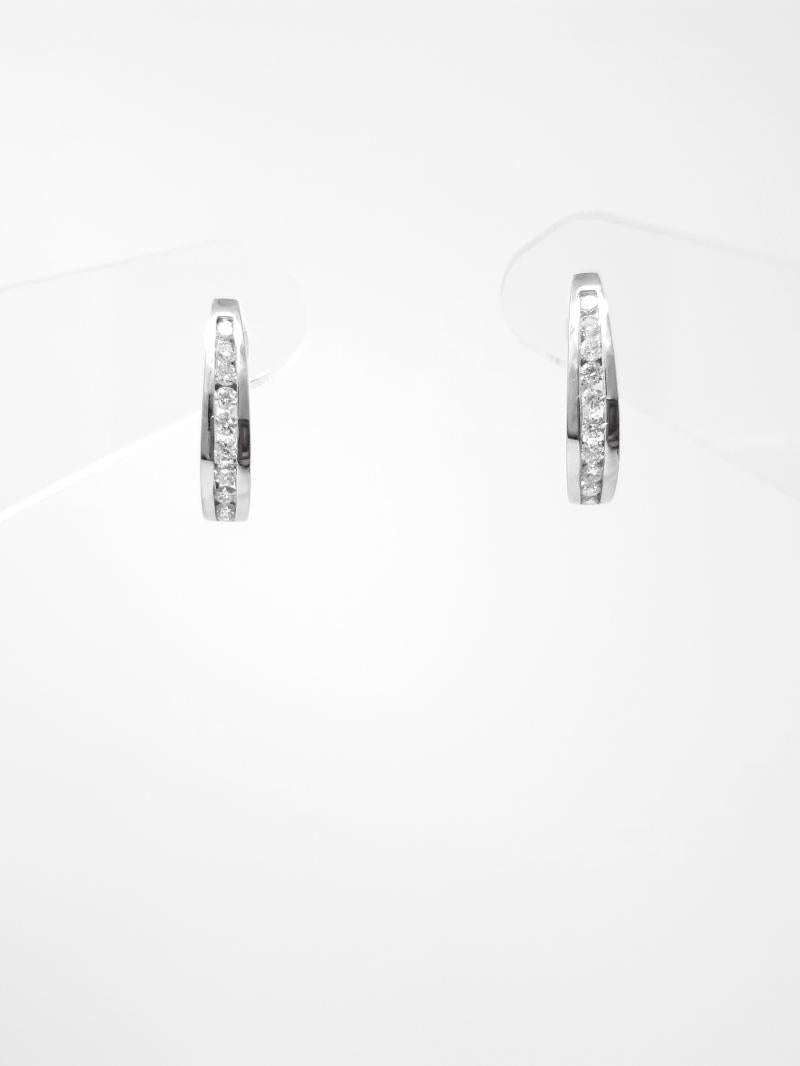 Diamond Earrings .50ct