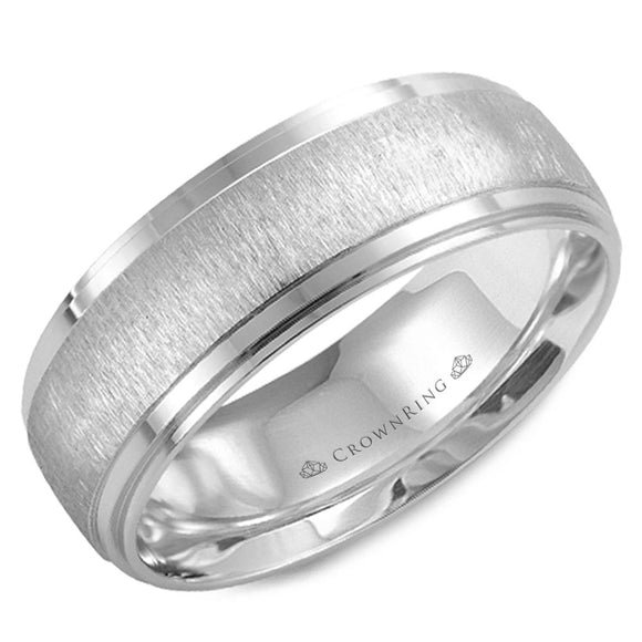 Crown Ring Band - WB-9967-M10