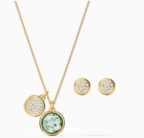 Swarovski Tahlia Set Green 5579789