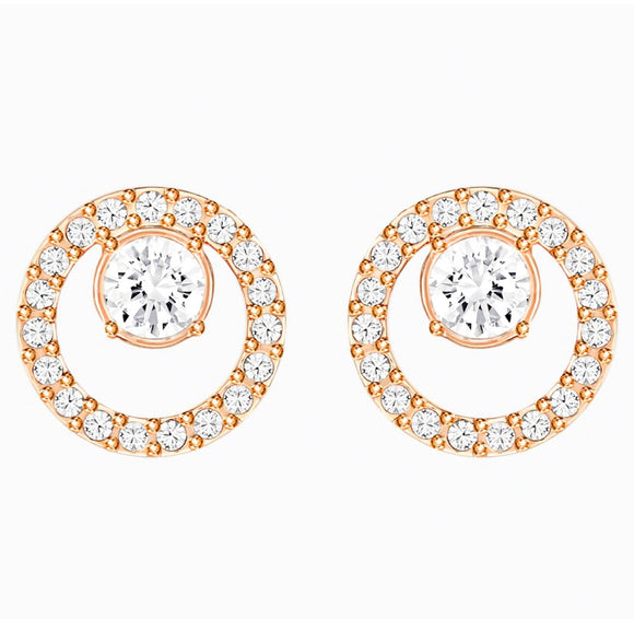 Swarovski Creativity Circle Earrings 5199827