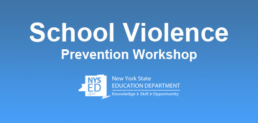 Violence Prevention Workshop