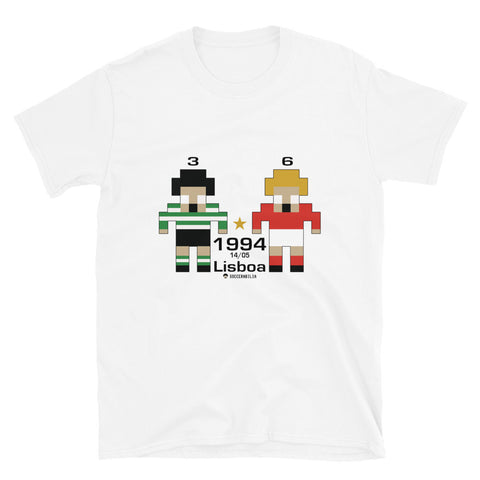 SCP 3-6 Benfica Match T-Shirt