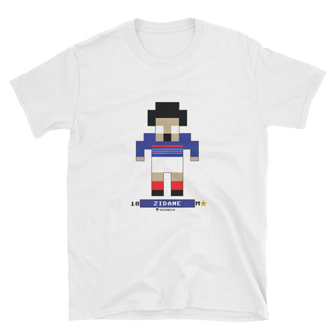Zidane France Idol T-Shirt