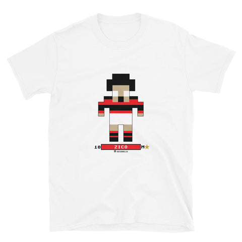 Zico Flamengo Idol T-Shirt