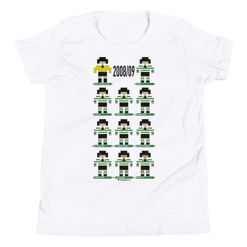 Sporting Portugal 2009 Eleven T-Shirt Kids