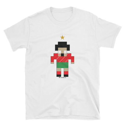 Portugal 84 star player T-Shirt