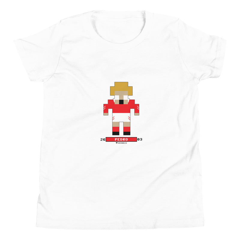 Pedro Birthday Idol Benfica T-Shirt (6a - 12a)