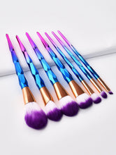 Load image into Gallery viewer, MAKE UP BRUSHES Ombre Makeup Brush 7pcs - EK CHIC