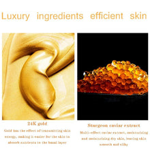 Load image into Gallery viewer, FACE CREAM 24k Gold Snail Cream Moisturizing Anti-Wrinkle Cream - EK CHIC