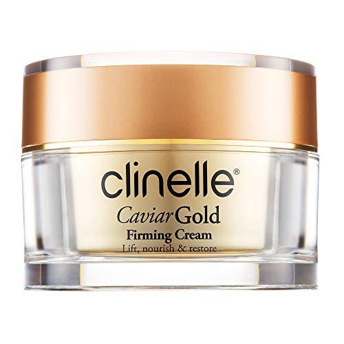 24K GOLD AND CAVIAR FACE CREAM Caviar + 24K Nano Gold Firming Moisturizer: - EK CHIC
